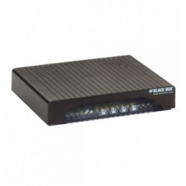 Black Box LB510A-R2 10BASE-T/100BASE-TX G.SHDSL Two-Wire Extender/NTU