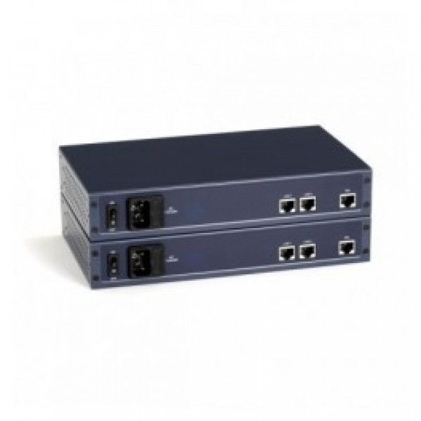 Black Box LR0201A-KIT G.SHDSL Two-Wire Ethernet Network Extender Kit