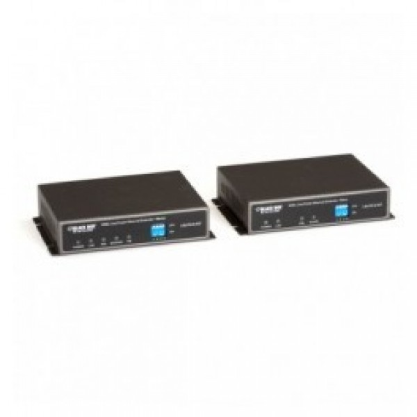 Black Box LBLP01A-KIT VDSL2 Line Power Ethernet Extender Kit