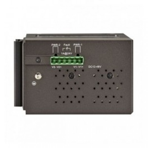 Black Box LEH2004A-4GSFP Industrial Managed Gigabit Ethernet Switch