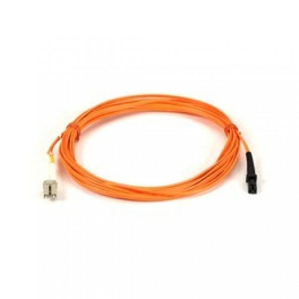 Black Box EFP110-005M-STMT  62-5-Micron Fiber Optic Patch Cable