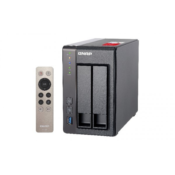 Qnap TS-851 High-performance Intel quad-core NAS