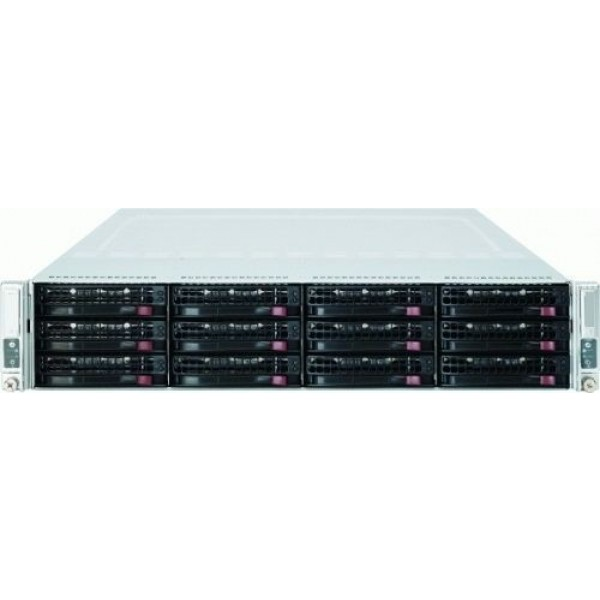 iXsystems iX 22X412H Gemini4 Rack Server Family