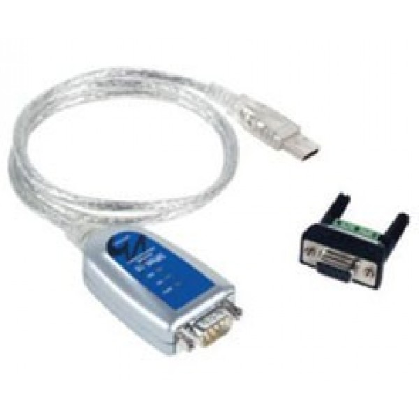 MOXA UPort 1130I Serial-to-USB Converter with 2 KV Optical Isolation