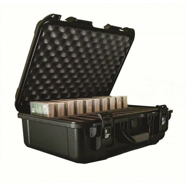 TURTLE 07-039004 Waterproof Tape 30 media storage box