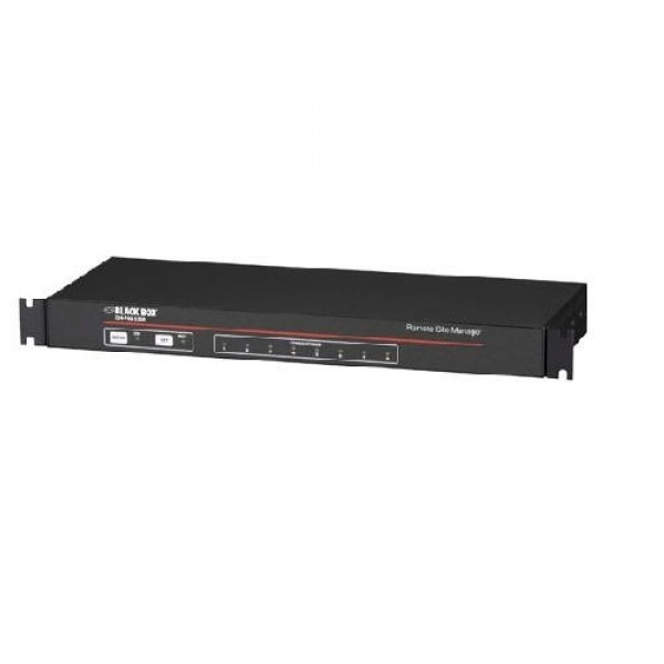 Black Box SW551A Secure Site Manager, 8-Port