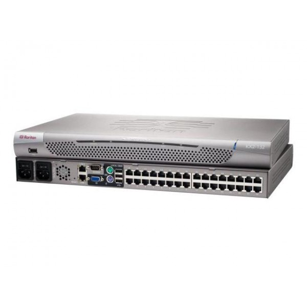 Raritan KX II-132 32 port KVM-over-IP switch