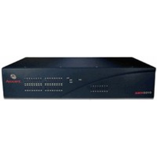 Avocent AMX5010-106 16 output and 64 input port rack mountable matrix switch with rack mount kit and AMWorks software