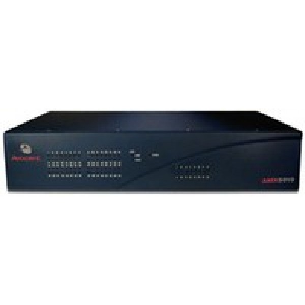 Avocent AMX5020-106 4 output and 42 input port rack mountable matrix switch with rack mount kit and AMWorks software