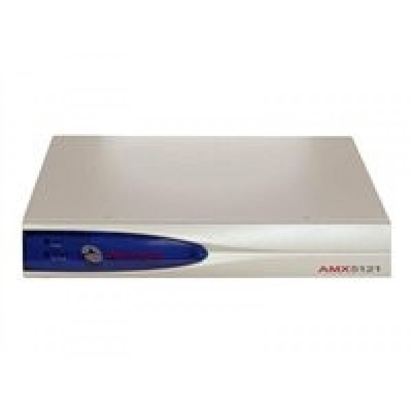 Avocent AMX5121-201 PS/2 and USB desktop user station w/ AMIQ-USB module for a local PC connection