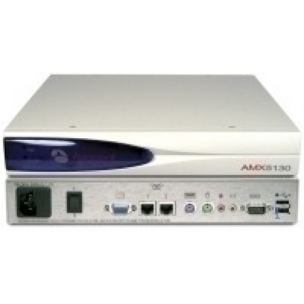 Avocent AMX5130-202 PS/2 & USB desktop user station w/ automatic skew compensation, audio, serial & AMIQDM-USB module