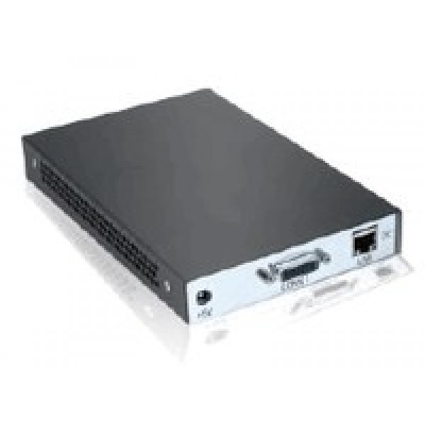Avocent HMIQSHDI-001 Computer interface module for DVI/VGA video, USB & audio - HMX series only - With US Power supply
