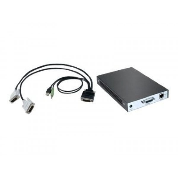 Avocent CBL0076 Pigtail cable to connect from HMIQDHDD to Target PC with 2x DVI-D