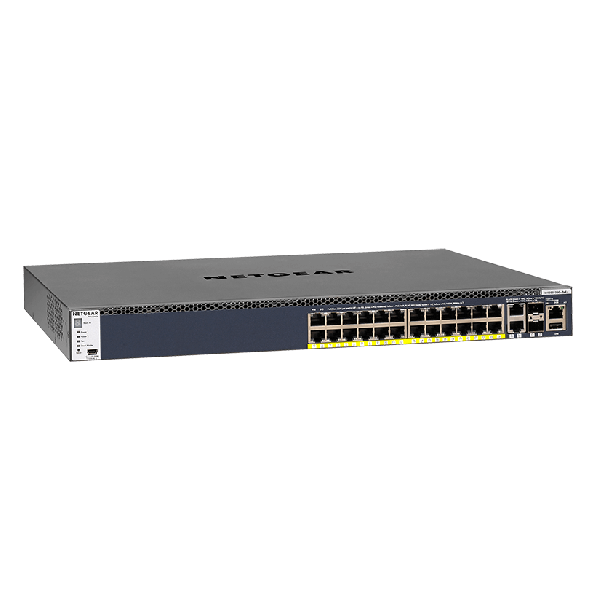 Netgear M4300-24X24F Intelligent Edge Series