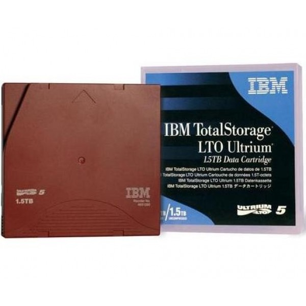 IBM 46X1290 LTO5 Backup Tape Cartridge (1.5TB/3.0TB)