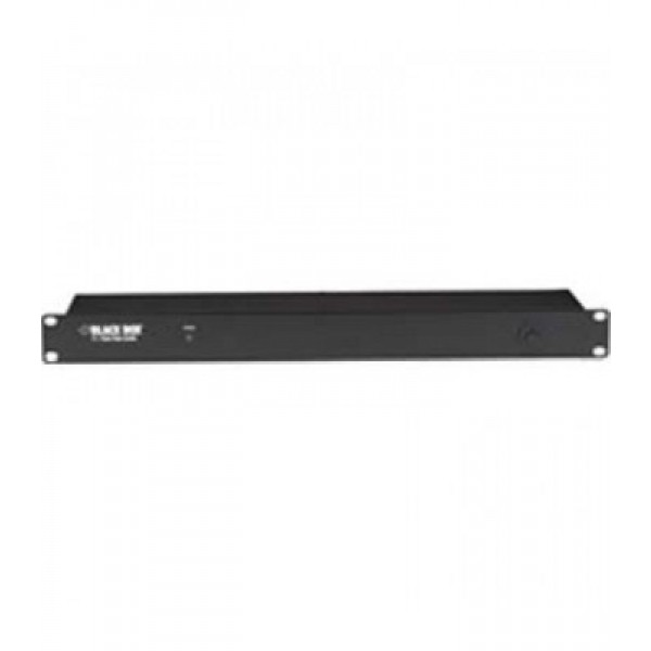 Black Box SP472A-R3 20-Amp Rackmount Surge Protector Power Strips