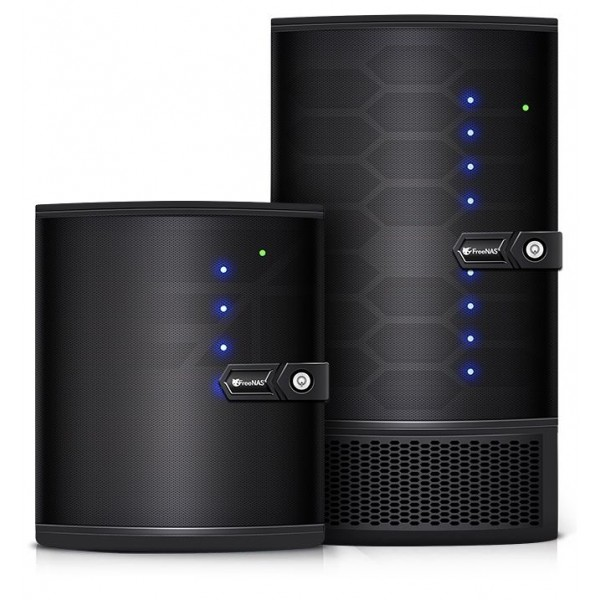 iXsystems FreeNAS Mini - Network Attached Storage (Diskless)