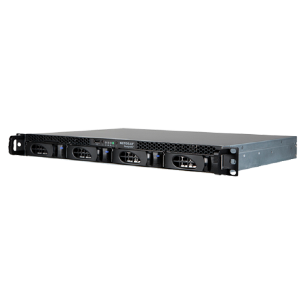 Netgear RR2304 4-Bay Reliable Rackmount NAS