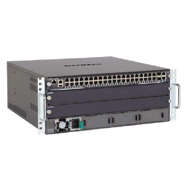 Netgear XCM8903SK (M6100-44G3-POE+) M6100 Series Switches