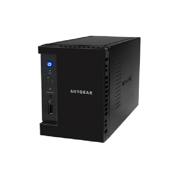Netgear ReadyNAS RN212 Storage