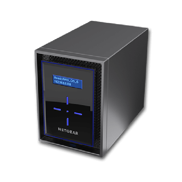 Netgear ReadyNAS RN422 Business Data Storage