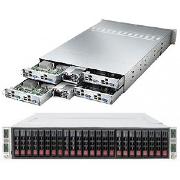 Supermicro2U Twin3 2015TA-HTRF SuperServer