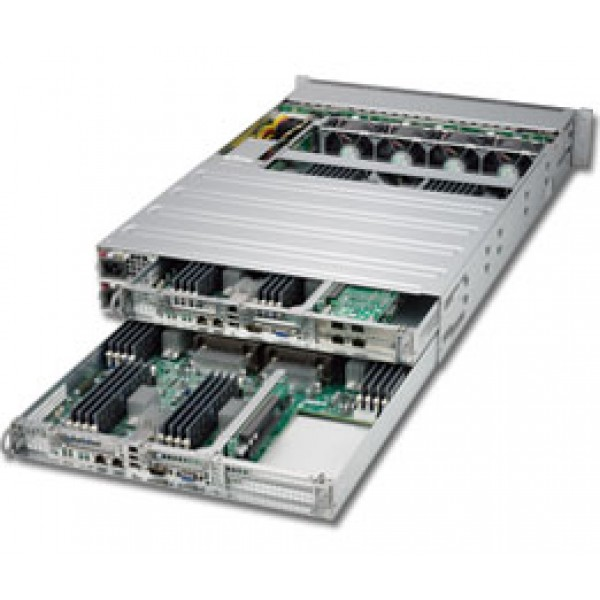 Supermicro E7-8800/4800/2800 v2 + C600 Series based 2028UT-BTNRT SuperServer