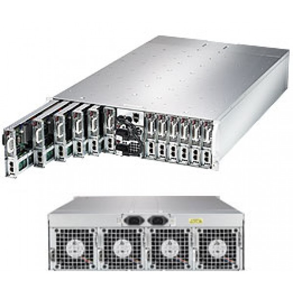 Supermicro E3-1200 v6/v5 + C236 based 5039MS-H12TRF SuperServer