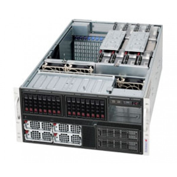 Supermicro 7500 (Boxboro-EX) MP Xeon 5U 5086B-TRF SuperServer