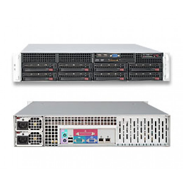 Supermicro 5400 (Seaburg) 6025W-NTR+V SuperServer