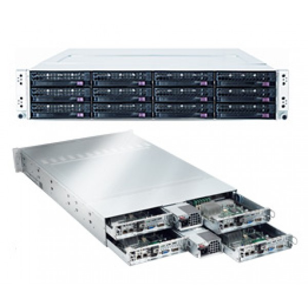 Supermicro 5520/5500 (Tylersburg-EP) 6026TT-HTRF SuperServer