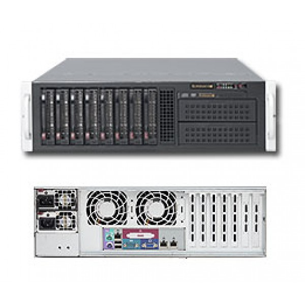 Supermicro 5520 (Tylersburg-36D) 6036T-6RF SuperServer