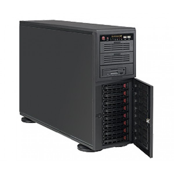 Supermicro X58 (Tylersburg-36S) Tower 5046A-XB SuperServer