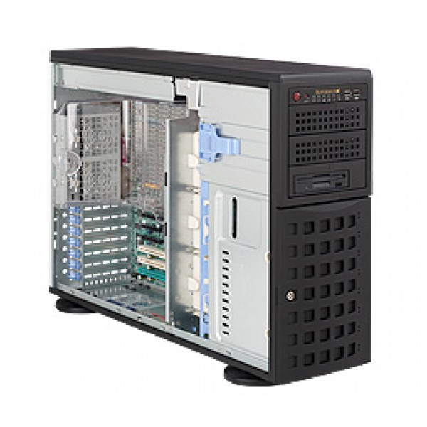 Supermicro 5400 (Seaburg) DP Xeon 4U Quad 7045W-NTR SuperServer