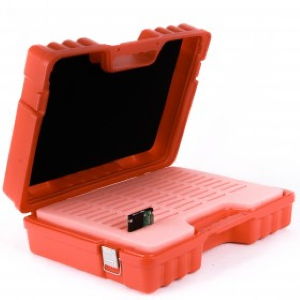 Turtle 09-679121 Hard Drive 2.5 - 50 Capacity Red""