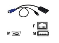 Avocent DSRIQ-USB Server interface module for VGA video, USB keyboard and mouse