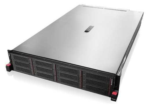 Lenovo ThinkServer RD650 Rack Server RD650 Rack Server